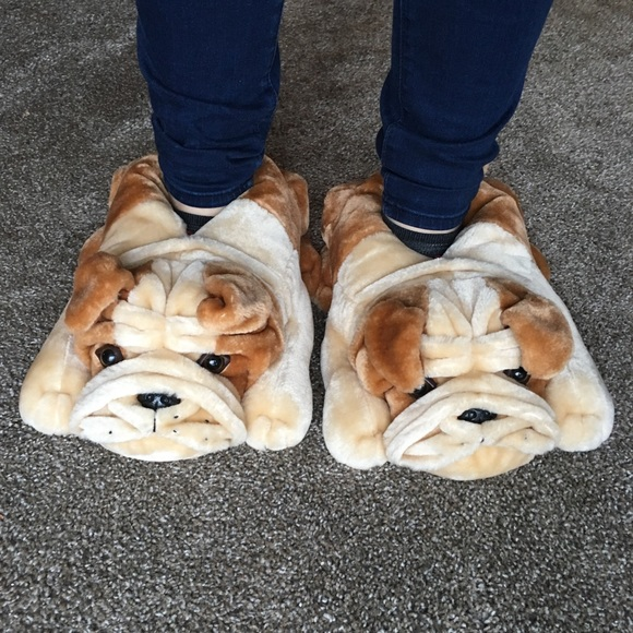 Rocket Dog Bulldog Slippers